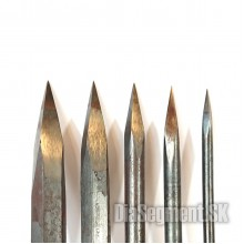 Chisel tooth
