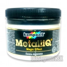 Color METALLIC, WEISS - 100g