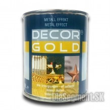 Color DECOR, Silver - 125 ml