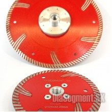 Cutting disc for masonry, TT RED M14